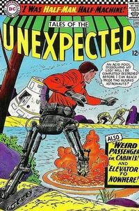 Cover Thumbnail for Tales of the Unexpected (DC, 1956 series) #98