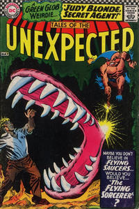 Cover Thumbnail for Tales of the Unexpected (DC, 1956 series) #100