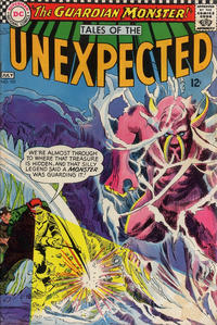 Cover Thumbnail for Tales of the Unexpected (DC, 1956 series) #101
