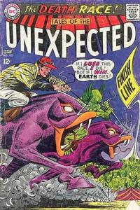 Cover Thumbnail for Tales of the Unexpected (DC, 1956 series) #102