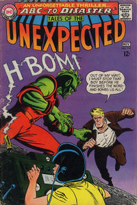 Cover Thumbnail for Tales of the Unexpected (DC, 1956 series) #103