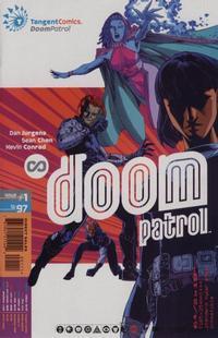 Cover Thumbnail for Tangent Comics / Doom Patrol (DC, 1997 series) #1