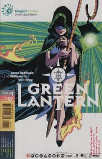 Cover Thumbnail for Tangent Comics / Green Lantern (DC, 1997 series) #1