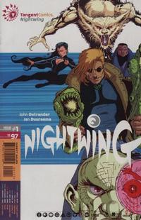 Cover Thumbnail for Tangent Comics / Nightwing (DC, 1997 series) #1