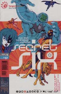 Cover Thumbnail for Tangent Comics / Secret Six (DC, 1997 series) #1