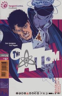 Cover Thumbnail for Tangent Comics / The Atom (DC, 1997 series) #1
