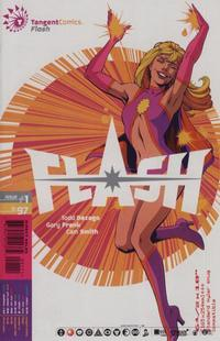 Cover Thumbnail for Tangent Comics / The Flash (DC, 1997 series) #1