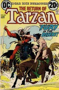 Cover Thumbnail for Tarzan (DC, 1972 series) #220