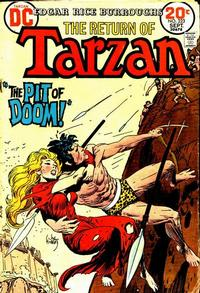 Cover Thumbnail for Tarzan (DC, 1972 series) #223