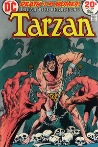 Cover Thumbnail for Tarzan (DC, 1972 series) #224