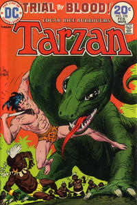 Cover Thumbnail for Tarzan (DC, 1972 series) #228