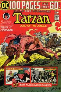 Cover Thumbnail for Tarzan (DC, 1972 series) #231