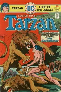 Cover Thumbnail for Tarzan (DC, 1972 series) #240