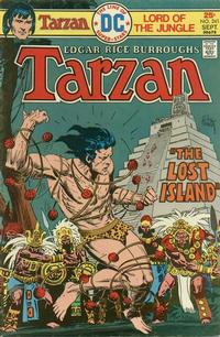 Cover Thumbnail for Tarzan (DC, 1972 series) #241