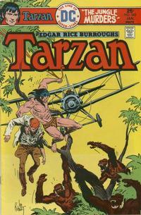 Cover Thumbnail for Tarzan (DC, 1972 series) #245