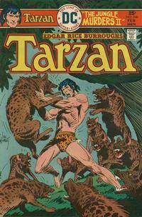 Cover Thumbnail for Tarzan (DC, 1972 series) #246