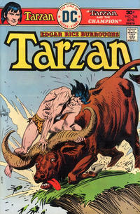 Cover for Tarzan (DC, 1972 series) #248