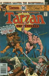 Cover for Tarzan (DC, 1972 series) #251