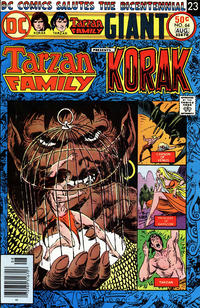 Cover Thumbnail for The Tarzan Family (DC, 1975 series) #64