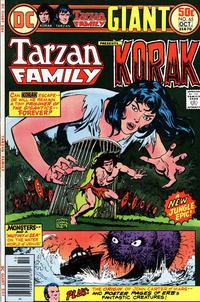 Cover Thumbnail for The Tarzan Family (DC, 1975 series) #65