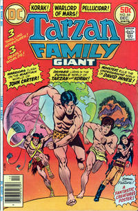 Cover Thumbnail for The Tarzan Family (DC, 1975 series) #66