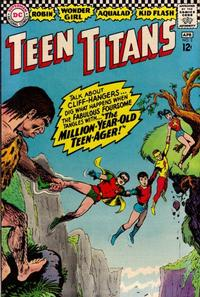 Cover Thumbnail for Teen Titans (DC, 1966 series) #2