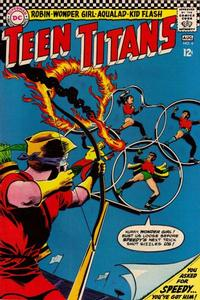Cover Thumbnail for Teen Titans (DC, 1966 series) #4