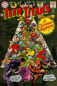 Cover Thumbnail for Teen Titans (DC, 1966 series) #13