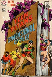 Cover Thumbnail for Teen Titans (DC, 1966 series) #16