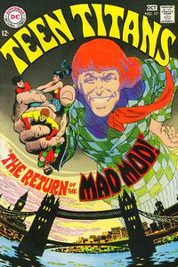 Cover Thumbnail for Teen Titans (DC, 1966 series) #17