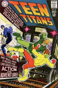 Cover Thumbnail for Teen Titans (DC, 1966 series) #18