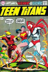 Cover Thumbnail for Teen Titans (DC, 1966 series) #21