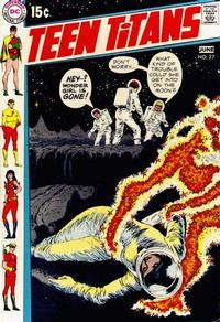Cover Thumbnail for Teen Titans (DC, 1966 series) #27
