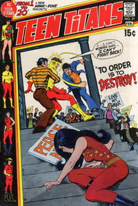 Cover Thumbnail for Teen Titans (DC, 1966 series) #31