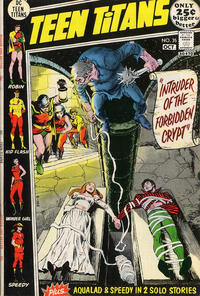 Cover Thumbnail for Teen Titans (DC, 1966 series) #35
