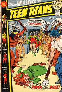 Cover Thumbnail for Teen Titans (DC, 1966 series) #39