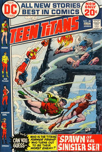 Cover Thumbnail for Teen Titans (DC, 1966 series) #40