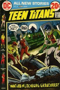 Cover Thumbnail for Teen Titans (DC, 1966 series) #41