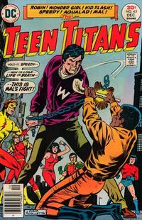 Cover Thumbnail for Teen Titans (DC, 1966 series) #45