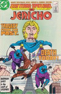Cover for Teen Titans Spotlight (DC, 1986 series) #3