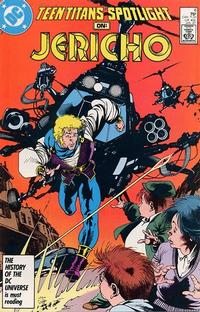 Cover Thumbnail for Teen Titans Spotlight (DC, 1986 series) #6 [Direct Sales]