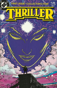 Cover Thumbnail for Thriller (DC, 1983 series) #1