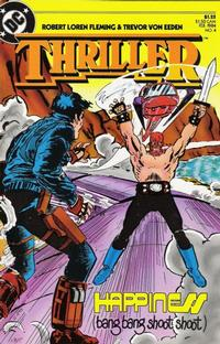 Cover Thumbnail for Thriller (DC, 1983 series) #4