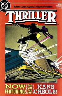 Cover Thumbnail for Thriller (DC, 1983 series) #5