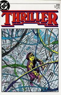 Cover Thumbnail for Thriller (DC, 1983 series) #11