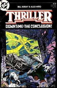 Cover Thumbnail for Thriller (DC, 1983 series) #12