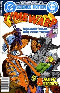 Cover Thumbnail for Time Warp (DC, 1979 series) #3