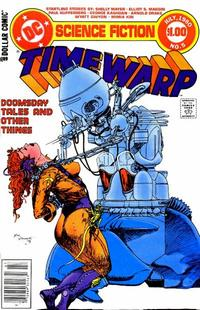 Cover Thumbnail for Time Warp (DC, 1979 series) #5