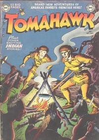 Cover Thumbnail for Tomahawk (DC, 1950 series) #1