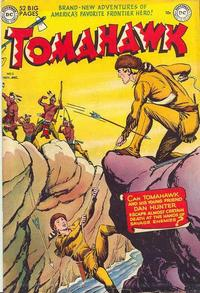 Cover Thumbnail for Tomahawk (DC, 1950 series) #2